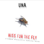 UNA Hiss for the Fly EP4 cover lg